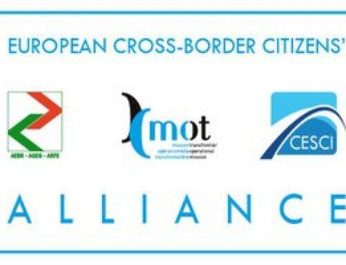 La CTP se une a la Alianza Europea para los ciudadanos transfronterizos