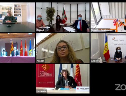 Mensaje de impulso a la cooperación en el XXXVIII Consejo Plenario de la CTP organizado por la Generalitat de Catalunya