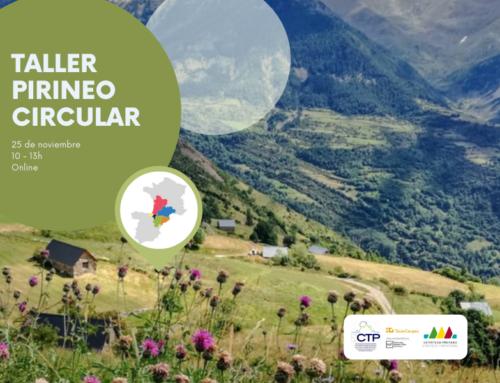 Pirineo Circular: el primer encuentro de agentes de los Pirineos para el desarrollo de la economía circular en el macizo