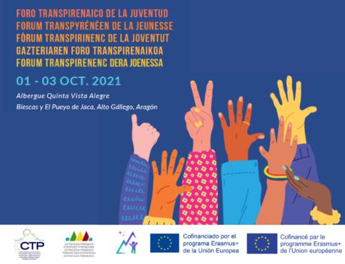 Cuenta atrás para el primer Foro Transpirenaico de la Juventud que organizará la CTP en Biescas y El Pueyo de Jaca